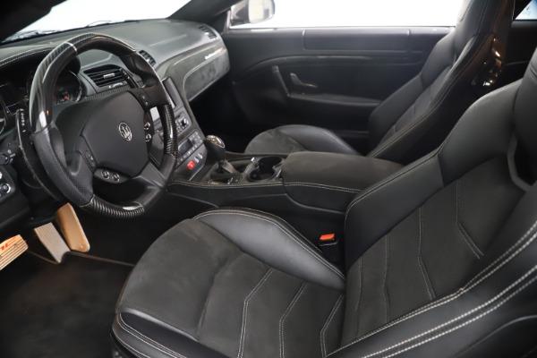 Used 2014 Maserati GranTurismo MC for sale Call for price at Pagani of Greenwich in Greenwich CT 06830 17