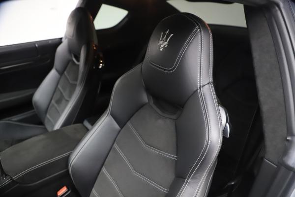 Used 2014 Maserati GranTurismo MC for sale Call for price at Pagani of Greenwich in Greenwich CT 06830 19