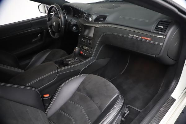 Used 2014 Maserati GranTurismo MC for sale Call for price at Pagani of Greenwich in Greenwich CT 06830 21
