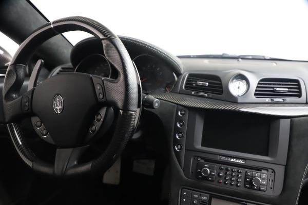 Used 2014 Maserati GranTurismo MC for sale Call for price at Pagani of Greenwich in Greenwich CT 06830 25