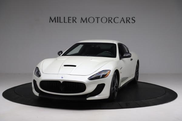 Used 2014 Maserati GranTurismo MC for sale Call for price at Pagani of Greenwich in Greenwich CT 06830 1