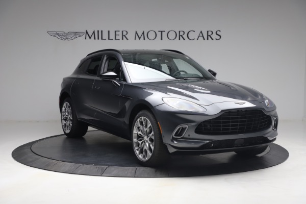 New 2021 Aston Martin DBX for sale $208,786 at Pagani of Greenwich in Greenwich CT 06830 10
