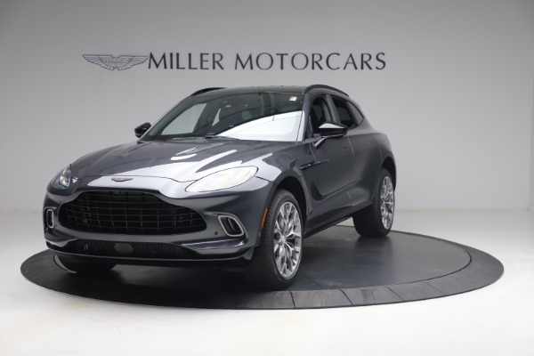 New 2021 Aston Martin DBX for sale $208,786 at Pagani of Greenwich in Greenwich CT 06830 12