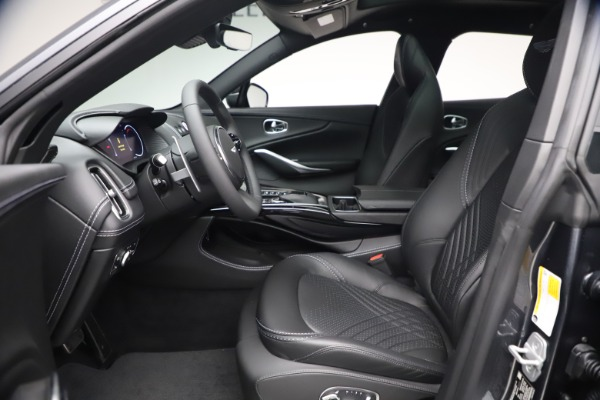 New 2021 Aston Martin DBX for sale $208,786 at Pagani of Greenwich in Greenwich CT 06830 13