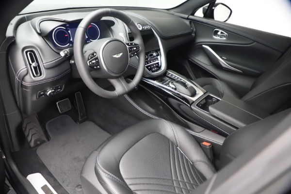 New 2021 Aston Martin DBX for sale $208,786 at Pagani of Greenwich in Greenwich CT 06830 14