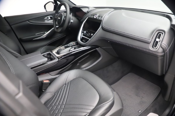 New 2021 Aston Martin DBX for sale $208,786 at Pagani of Greenwich in Greenwich CT 06830 19
