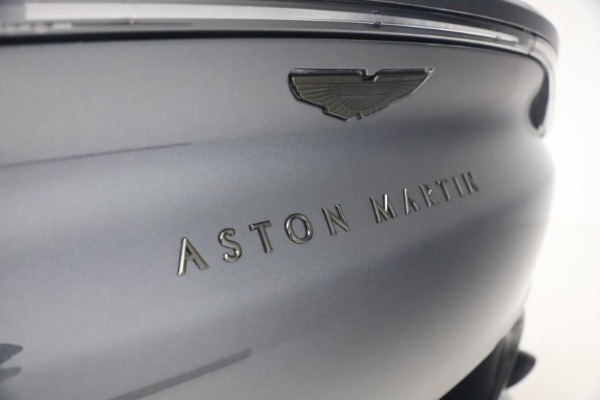 New 2021 Aston Martin DBX for sale $208,786 at Pagani of Greenwich in Greenwich CT 06830 22