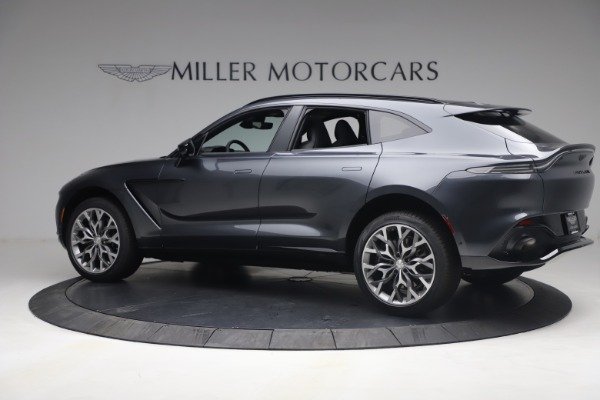 New 2021 Aston Martin DBX for sale $208,786 at Pagani of Greenwich in Greenwich CT 06830 3