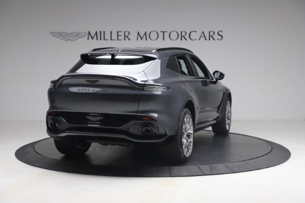 New 2021 Aston Martin DBX for sale $208,786 at Pagani of Greenwich in Greenwich CT 06830 6