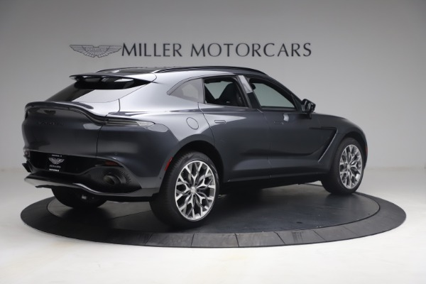 New 2021 Aston Martin DBX for sale $208,786 at Pagani of Greenwich in Greenwich CT 06830 7