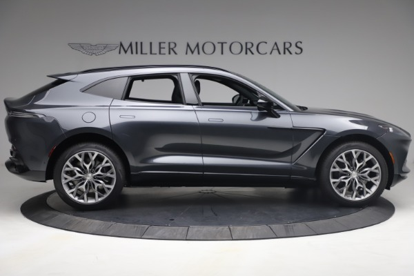 New 2021 Aston Martin DBX for sale $208,786 at Pagani of Greenwich in Greenwich CT 06830 8