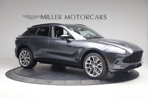 New 2021 Aston Martin DBX for sale $208,786 at Pagani of Greenwich in Greenwich CT 06830 9