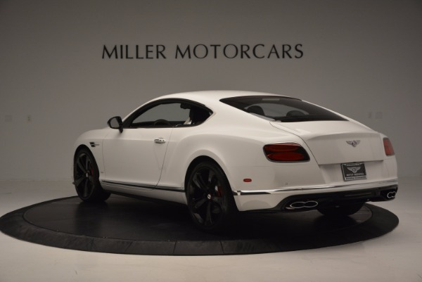 New 2017 Bentley Continental GT V8 S for sale Sold at Pagani of Greenwich in Greenwich CT 06830 4