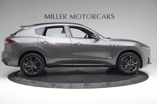 Used 2021 Maserati Levante GranSport for sale $73,900 at Pagani of Greenwich in Greenwich CT 06830 10