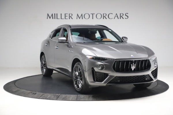 Used 2021 Maserati Levante GranSport for sale $73,900 at Pagani of Greenwich in Greenwich CT 06830 12