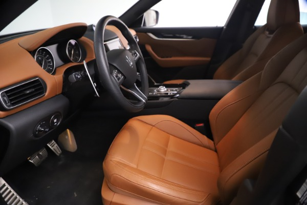 Used 2021 Maserati Levante GranSport for sale $73,900 at Pagani of Greenwich in Greenwich CT 06830 14