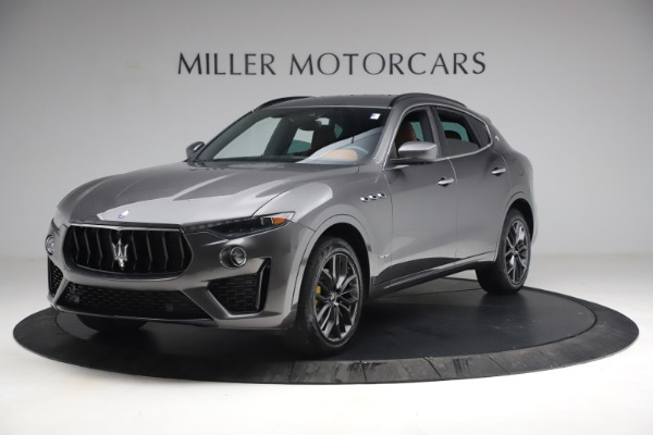 Used 2021 Maserati Levante GranSport for sale $73,900 at Pagani of Greenwich in Greenwich CT 06830 2