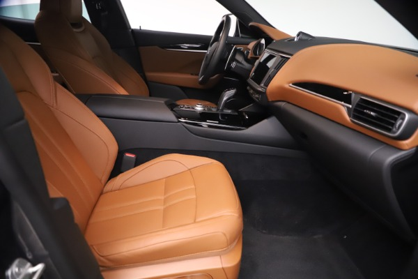 Used 2021 Maserati Levante GranSport for sale $73,900 at Pagani of Greenwich in Greenwich CT 06830 22