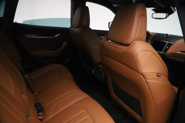Used 2021 Maserati Levante GranSport for sale $73,900 at Pagani of Greenwich in Greenwich CT 06830 24