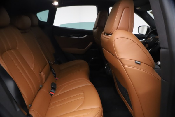 Used 2021 Maserati Levante GranSport for sale $73,900 at Pagani of Greenwich in Greenwich CT 06830 25