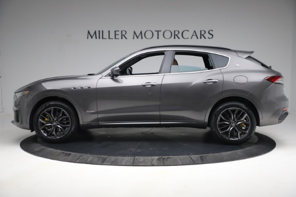 Used 2021 Maserati Levante GranSport for sale $73,900 at Pagani of Greenwich in Greenwich CT 06830 3