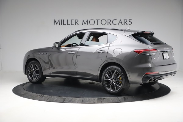 Used 2021 Maserati Levante GranSport for sale $73,900 at Pagani of Greenwich in Greenwich CT 06830 4