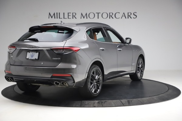Used 2021 Maserati Levante GranSport for sale $73,900 at Pagani of Greenwich in Greenwich CT 06830 8