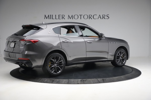 Used 2021 Maserati Levante GranSport for sale $73,900 at Pagani of Greenwich in Greenwich CT 06830 9