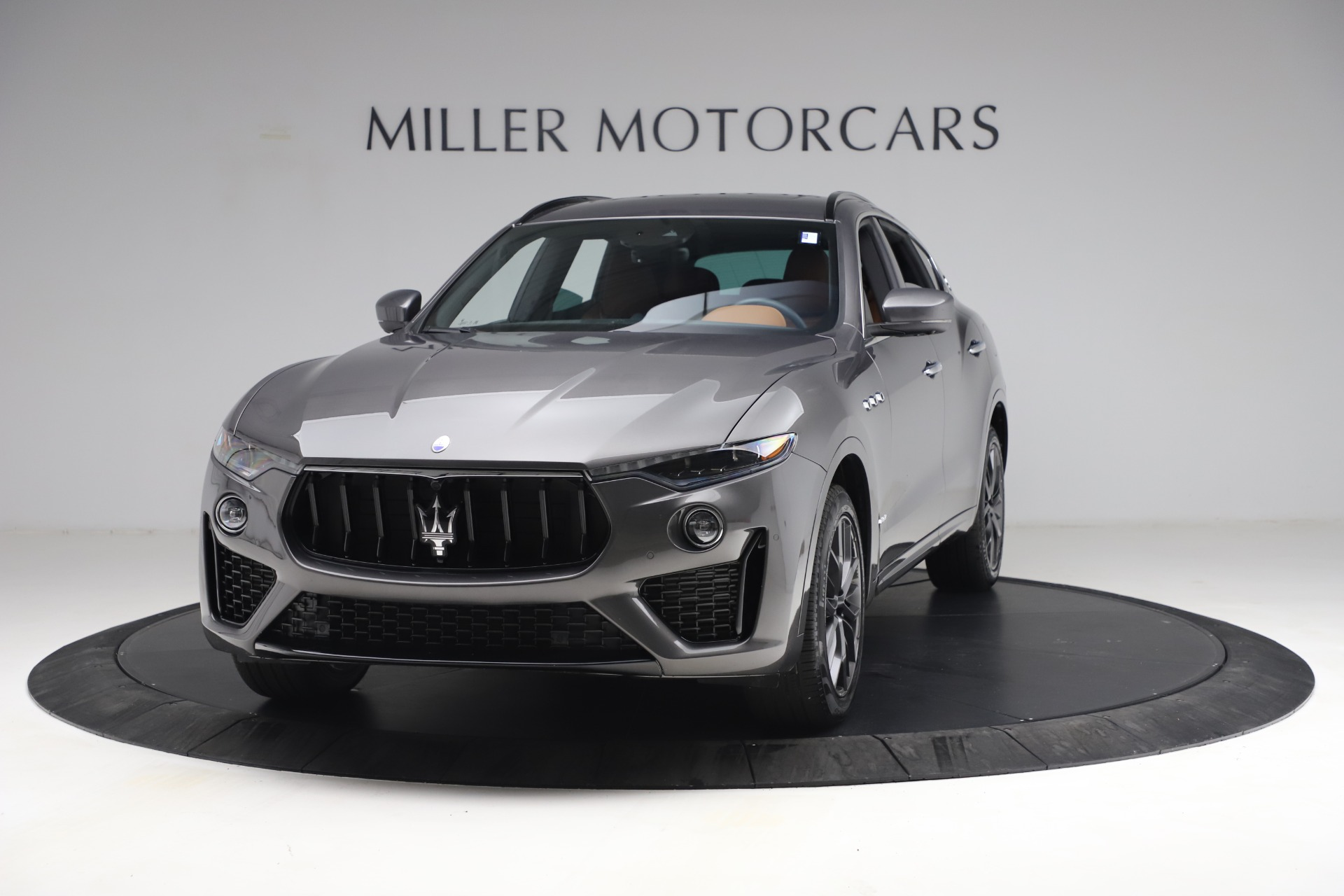 Used 2021 Maserati Levante GranSport for sale $73,900 at Pagani of Greenwich in Greenwich CT 06830 1