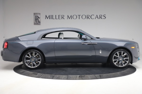 Used 2021 Rolls-Royce Wraith for sale $444,275 at Pagani of Greenwich in Greenwich CT 06830 10