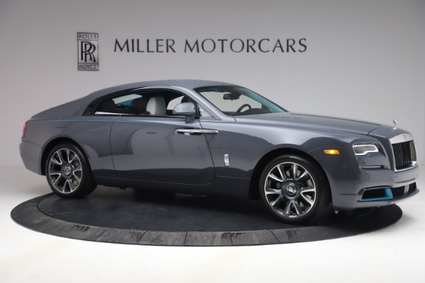 Used 2021 Rolls-Royce Wraith for sale $444,275 at Pagani of Greenwich in Greenwich CT 06830 11