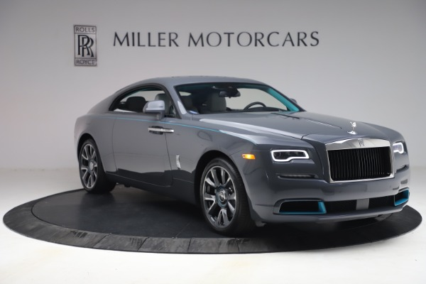 Used 2021 Rolls-Royce Wraith for sale $444,275 at Pagani of Greenwich in Greenwich CT 06830 12