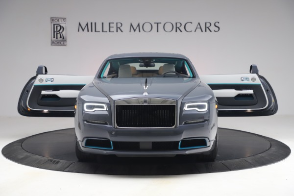Used 2021 Rolls-Royce Wraith for sale $444,275 at Pagani of Greenwich in Greenwich CT 06830 13
