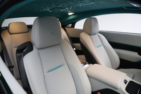 Used 2021 Rolls-Royce Wraith for sale $444,275 at Pagani of Greenwich in Greenwich CT 06830 15