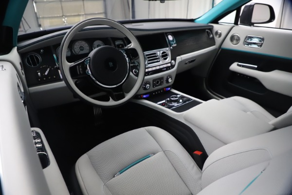Used 2021 Rolls-Royce Wraith KRYPTOS for sale $444,275 at Pagani of Greenwich in Greenwich CT 06830 16