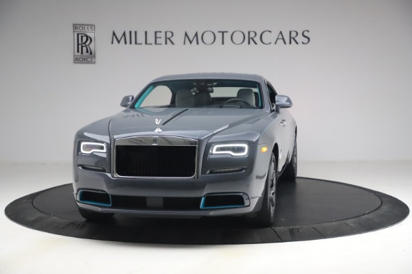 Used 2021 Rolls-Royce Wraith KRYPTOS for sale $444,275 at Pagani of Greenwich in Greenwich CT 06830 2