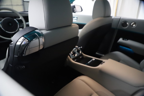 Used 2021 Rolls-Royce Wraith for sale $444,275 at Pagani of Greenwich in Greenwich CT 06830 20