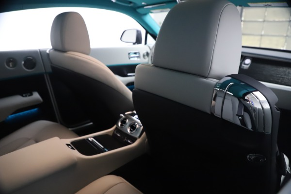 Used 2021 Rolls-Royce Wraith for sale $444,275 at Pagani of Greenwich in Greenwich CT 06830 21