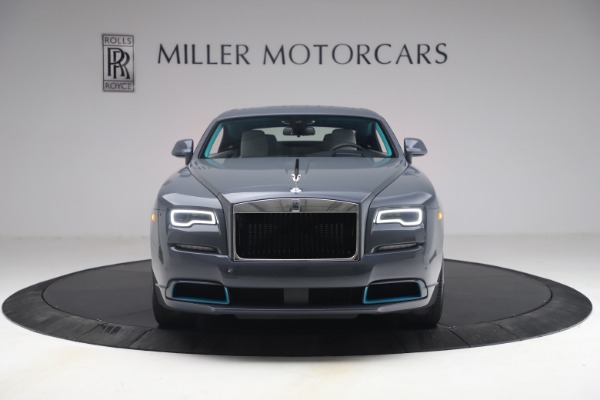 Used 2021 Rolls-Royce Wraith for sale $444,275 at Pagani of Greenwich in Greenwich CT 06830 3