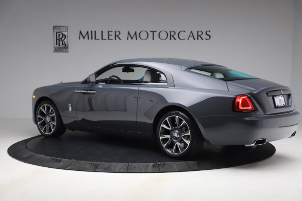Used 2021 Rolls-Royce Wraith for sale $444,275 at Pagani of Greenwich in Greenwich CT 06830 5