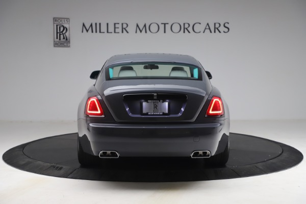 Used 2021 Rolls-Royce Wraith for sale $444,275 at Pagani of Greenwich in Greenwich CT 06830 7