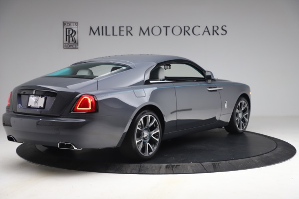 Used 2021 Rolls-Royce Wraith for sale $444,275 at Pagani of Greenwich in Greenwich CT 06830 9