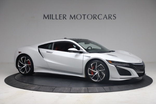 Used 2017 Acura NSX SH-AWD Sport Hybrid for sale $139,900 at Pagani of Greenwich in Greenwich CT 06830 10