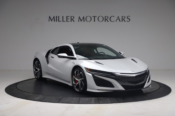 Used 2017 Acura NSX SH-AWD Sport Hybrid for sale $139,900 at Pagani of Greenwich in Greenwich CT 06830 11