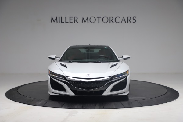 Used 2017 Acura NSX SH-AWD Sport Hybrid for sale $139,900 at Pagani of Greenwich in Greenwich CT 06830 12