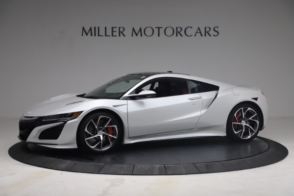 Used 2017 Acura NSX SH-AWD Sport Hybrid for sale $139,900 at Pagani of Greenwich in Greenwich CT 06830 2