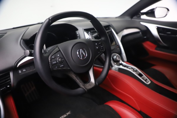 Used 2017 Acura NSX SH-AWD Sport Hybrid for sale $139,900 at Pagani of Greenwich in Greenwich CT 06830 20
