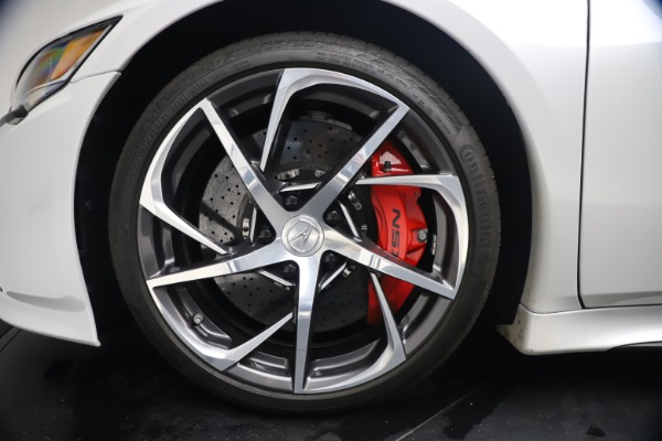 Used 2017 Acura NSX SH-AWD Sport Hybrid for sale $139,900 at Pagani of Greenwich in Greenwich CT 06830 23