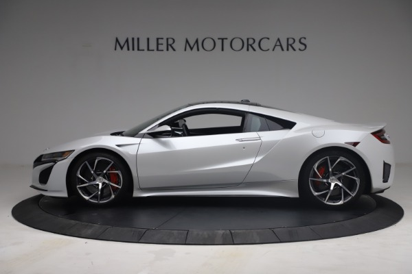 Used 2017 Acura NSX SH-AWD Sport Hybrid for sale $139,900 at Pagani of Greenwich in Greenwich CT 06830 3