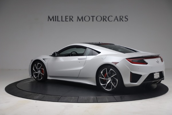 Used 2017 Acura NSX SH-AWD Sport Hybrid for sale $139,900 at Pagani of Greenwich in Greenwich CT 06830 4